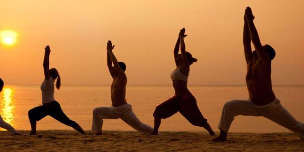 Earlybird Vinyasa Yoga 5 Week Course T4B