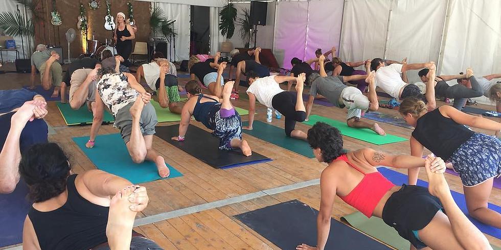 10am Online Yoga (7pm AEST)