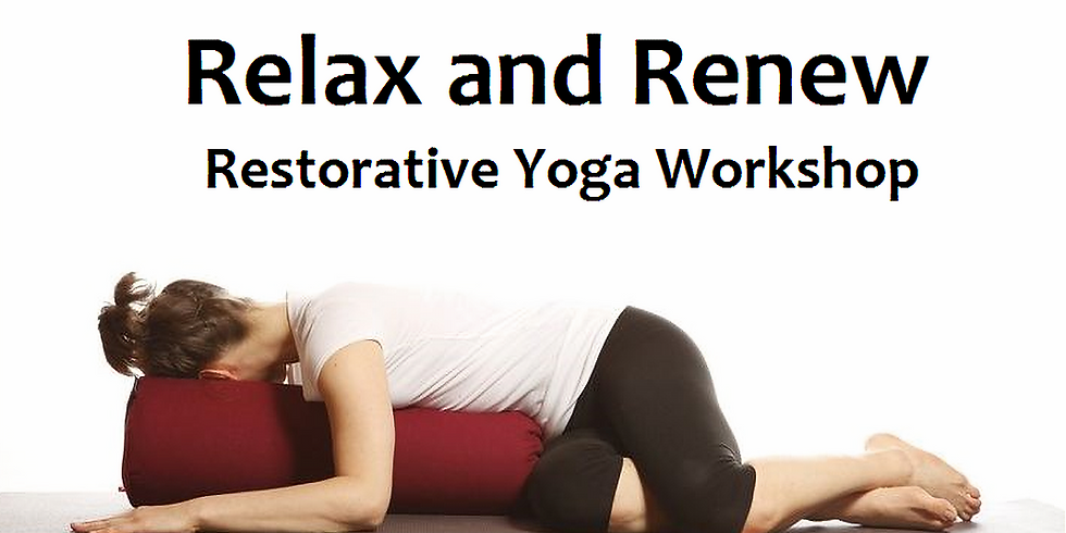 Relax and Renew - Reboot for the New Year