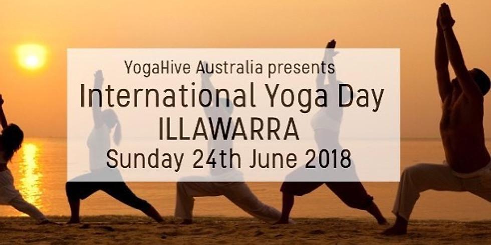 International Yoga Day Event ILLAWARRA