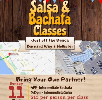 *New Bachata* & Our Bring Your Own Partner Class!
