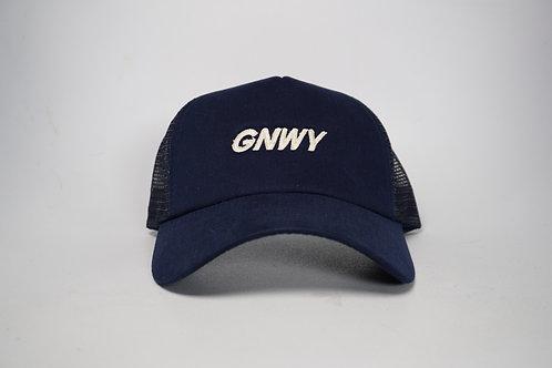 GNWY Navy Trucker Hat