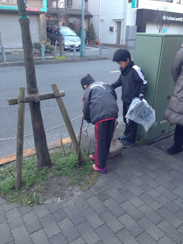 町内清掃①