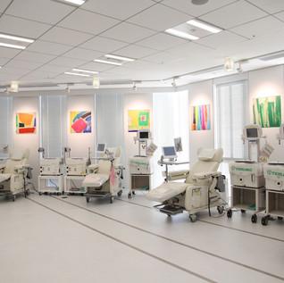 設置 日赤献血センター@新宿