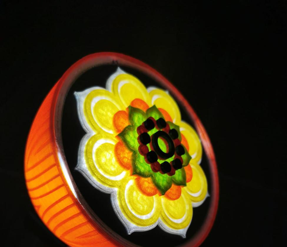 Flora Mandala