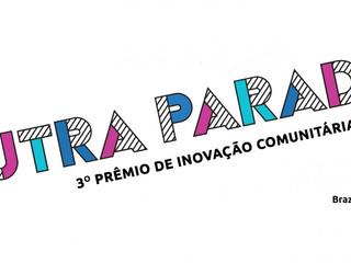 MICA PARTICIPA DO III PRÊMIO DE INOVAÇÃO COMUNITÁRIAEM PROJETO  DEFILANTROPIA COLABORATIVA