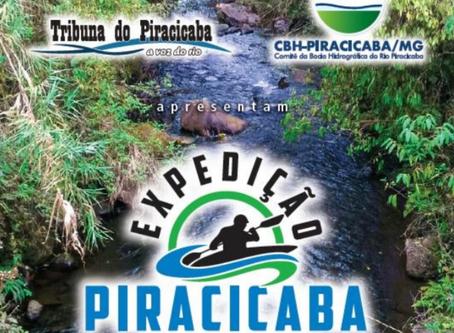 Conheça o Projeto Expedição Piracicaba - Pela Vida do Rio.