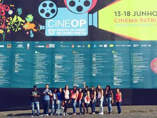 Projeto Polifonia confere programação da 13ª Mostra de Cinema de Ouro Preto