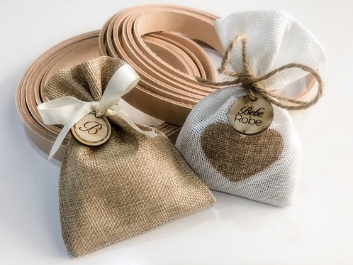 The Small Scented Bags (2 pieces)