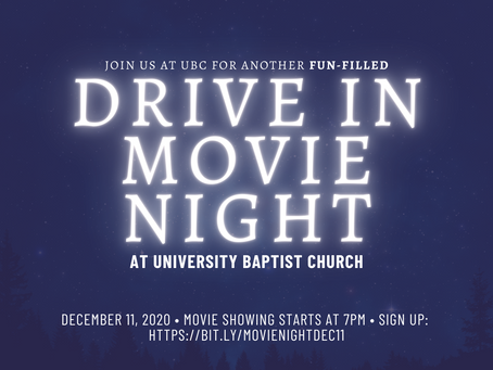 Drive-In Movie at December 11