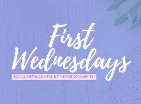 First Wednesdays for Young Adults and Kids on November 4th