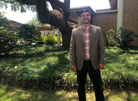 Fulcher Accepted into CBF Fellows Program