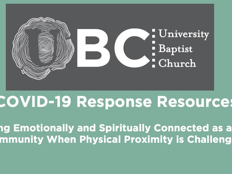 Revised COVID-19 Response Resources - April 9