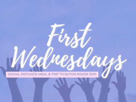 First Wednesdays on December 2: Zoo Lights