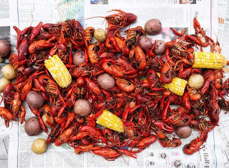 Churchwide Crawfish Boil (Tentatively May 3)