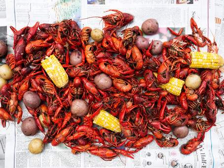 Churchwide Crawfish Boil (Tentatively May 3)