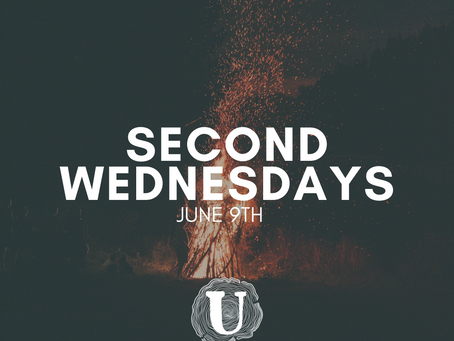 Second Wednesday on June 9th