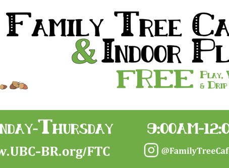 Family Tree Cafe Expansion