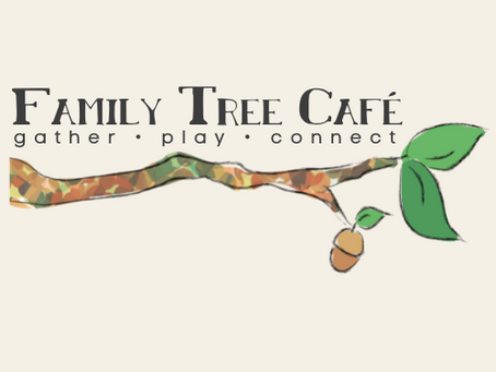 Pane: The Family Tree Café Grand Reopening, October 4th