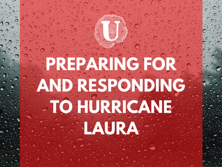 Preparing For and Responding to Hurricane Laura
