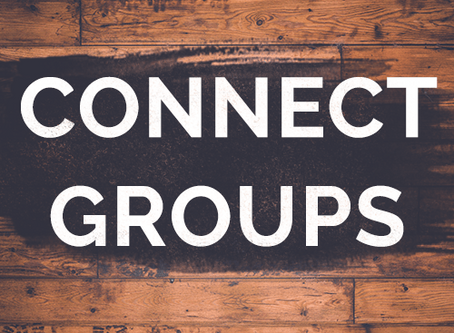 Relational Ministry and Connect Groups