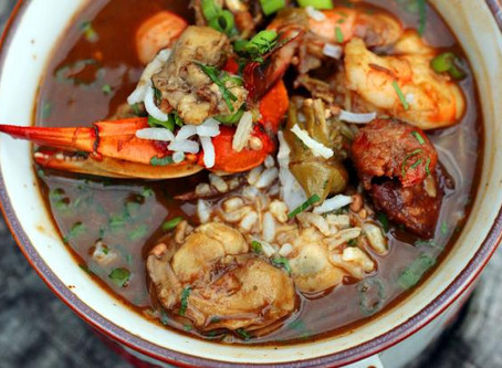 February 10th Gumbo Cook Off Gathering