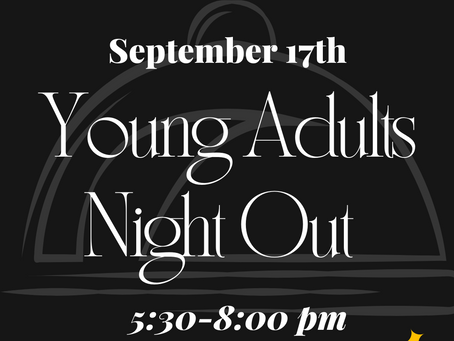 Young Adults Night Out