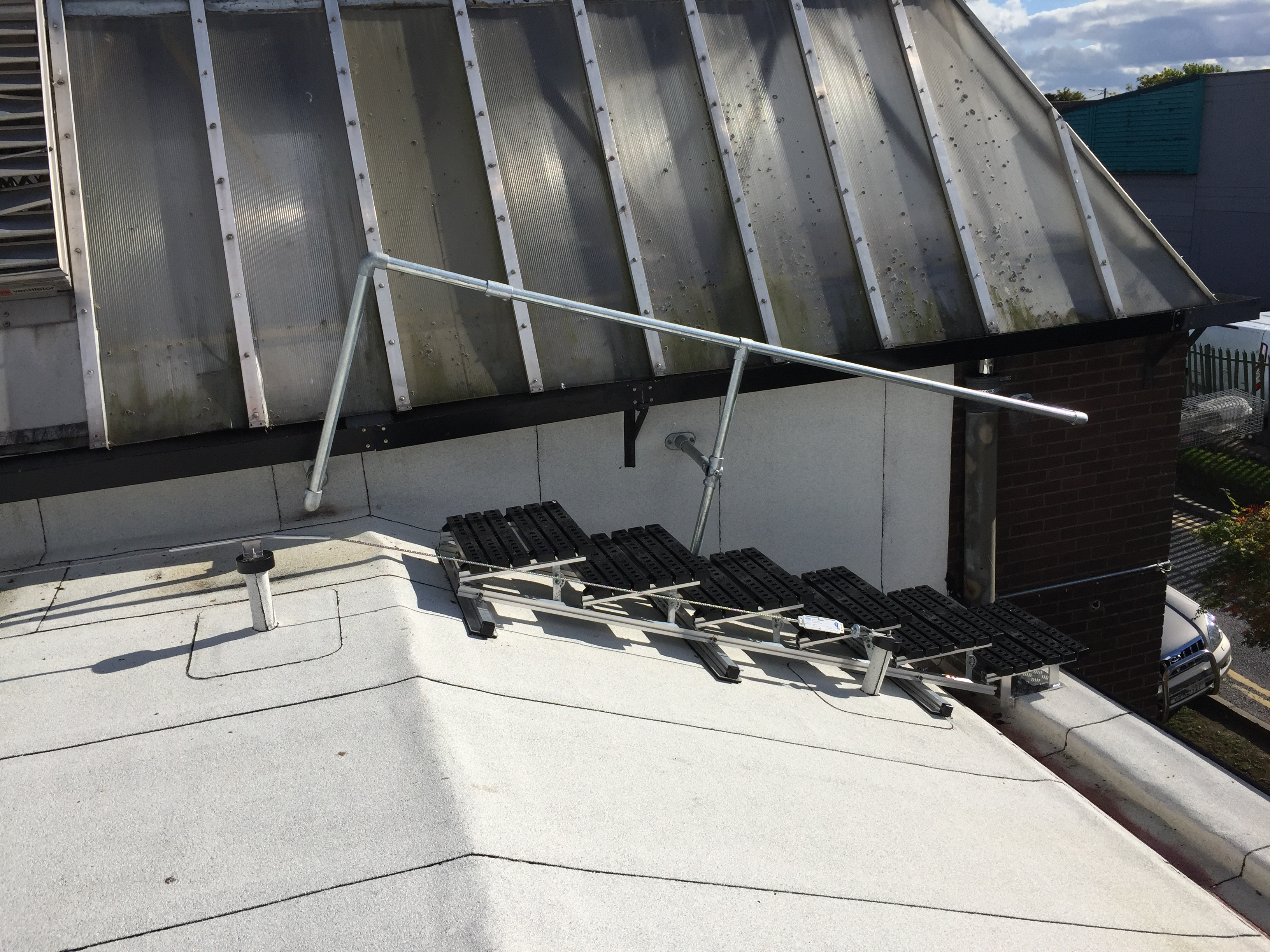 Coolock Library Dublin City council Titan Roofing  (1)