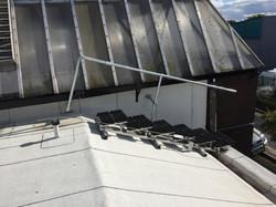 Coolock Library Dublin City council Titan Roofing  (1)