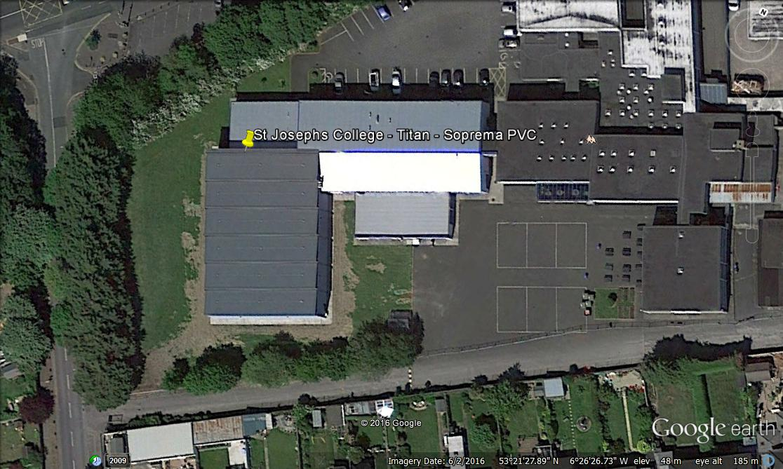 Google - St Jospehs College - Titan