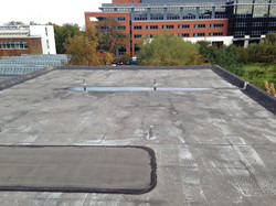 UCD Titan Roofing  before