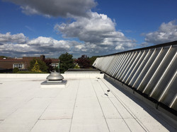 Coolock Library Dublin City council Titan Roofing  (2)