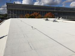 Coolock Library Dublin City council Titan Roofing  (4)