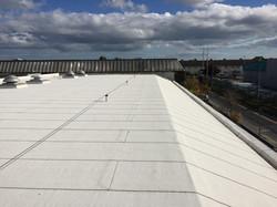 Coolock Library Dublin City council Titan Roofing  (9)