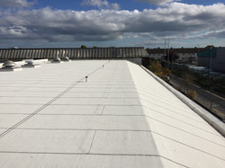 Coolock Library Dublin City council Titan Roofing  (9)