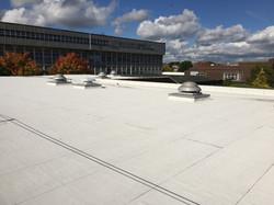 Coolock Library Dublin City council Titan Roofing  (3)