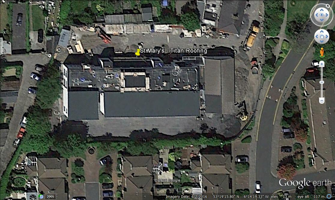 Google - St Mary's Donnybrook - Titan
