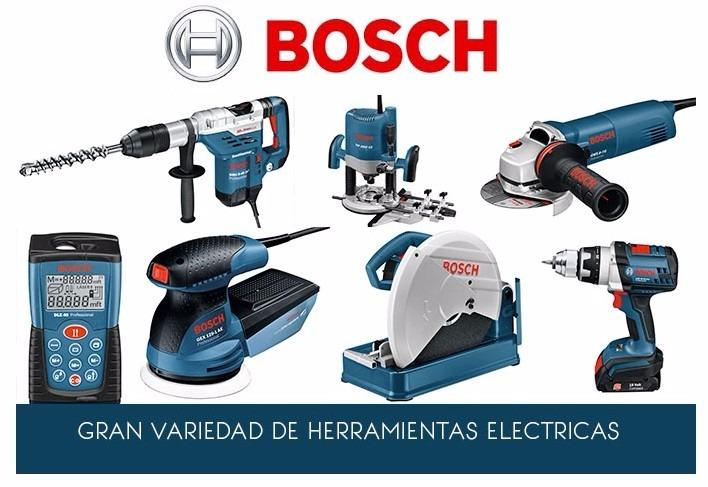 herramientas eléctricas bosch