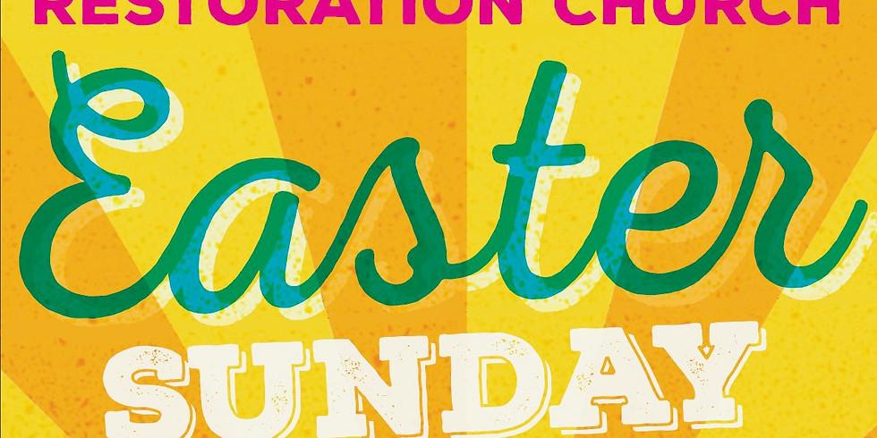 Restoration Easter 2021