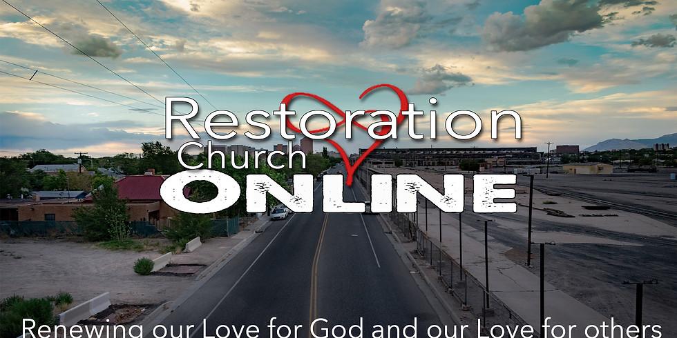 Restoration Church Online