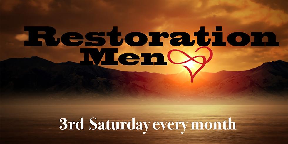 Restoration Men's Ministry