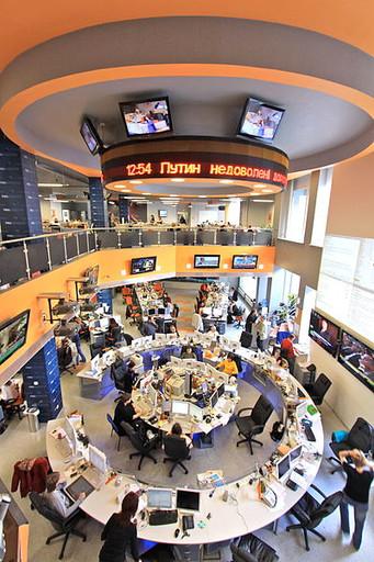 Newsroom Configuration: RIA Novosti (2009)