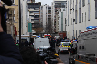 Safety & Security: Attack succeeds in spite of Charlie Hebdo's security measures