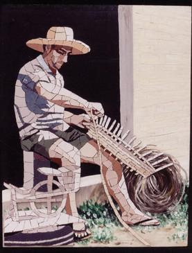 O cesteiro