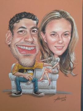 Paco e Nanda