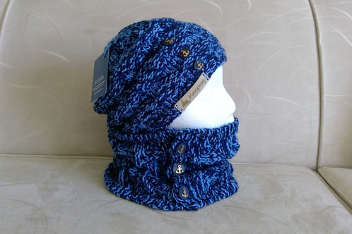 Keeping Hat & Cowl