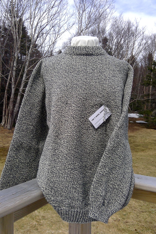 Beautiful 100% Wool Sweater in Sizes S-XL