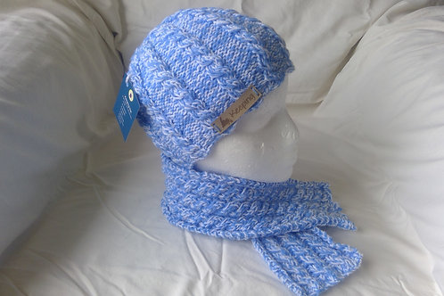 Keeping Hat & scarf set