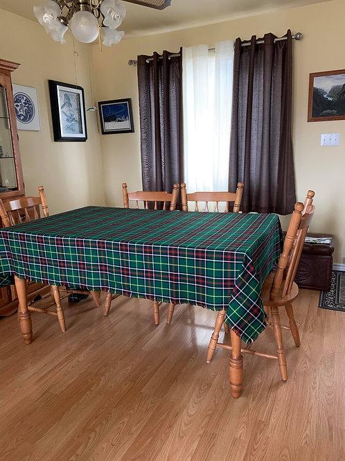 Newfoundland Tartan Tablecloth