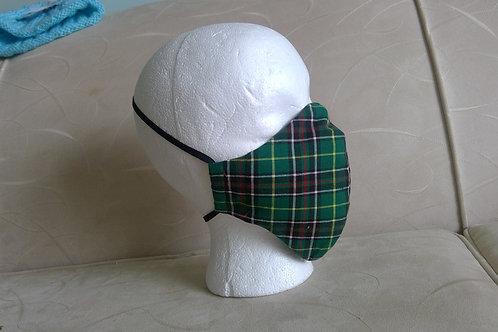 Newfoundland Tartan Mask